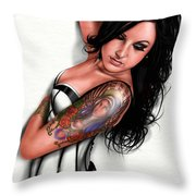 Tasha Throw Pillow