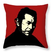 Tashiro Mifune Throw Pillow