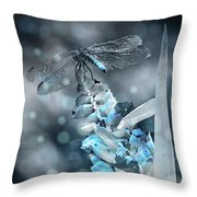 Tattered Wings B2 Throw Pillow