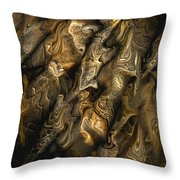 Tautological Puzzlement Throw Pillow