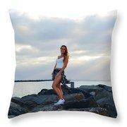 Taylor 019 Throw Pillow