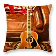 Taylor Classic Throw Pillow