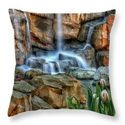 Tc Brightness Throw Pillow