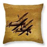 Team Guinot Throw Pillow