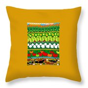 Teamsters Throw Pillow by Rojax Art