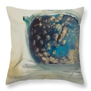 Teapot No 2 Throw Pillow by Gregory Dallum