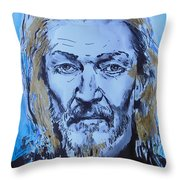 Ted Neeley Throw Pillow