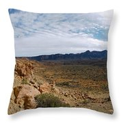 Teide Nr 14 Throw Pillow