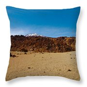 Teide Nr 15 Throw Pillow