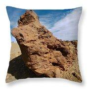 Teide Nr 8 Throw Pillow
