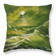 Tempest  Throw Pillow by Sharon Duguay