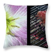 Temptation 1 Throw Pillow
