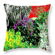 Ten Eleven Fifteen Throw Pillow by Eikoni Images