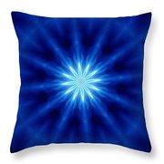 Ten Minute Art 082610-3 Throw Pillow