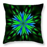 Ten Minute Art 082610-4 Throw Pillow