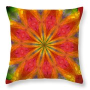 Ten Minute Art 090610-a Throw Pillow