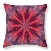 Ten Minute Art 090610-b Throw Pillow