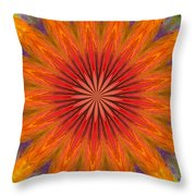 ten Minute Art 090610 Throw Pillow