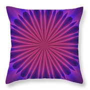 Ten Minute Art 102610 Throw Pillow