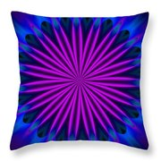 Ten Minute Art 102610a Throw Pillow