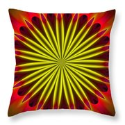 Ten Minute Art 102610c Throw Pillow