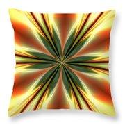 Ten Minute Art 9 Throw Pillow