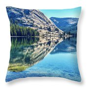 Tenaya Calm Throw Pillow