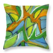 Tender Heart Throw Pillow