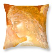 Tender Mercy Throw Pillow