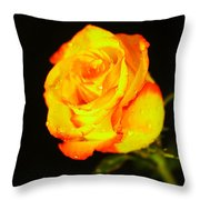 Tender Things Throw Pillow