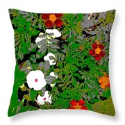 Tenderness Throw Pillow by Eikoni Images