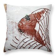 Tendo - Tile Throw Pillow
