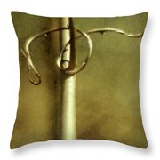Tendril Throw Pillow