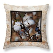 Tennessee Cotton II Photo Square Throw Pillow