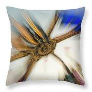 Tentacular Throw Pillow
