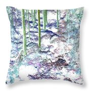 Teplice Throw Pillow by Dana Patterson