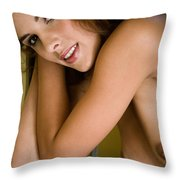 Tereza Throw Pillow