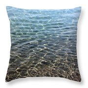 Terrace Bay Throw Pillow