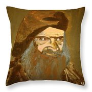 Terrorist Throw Pillow