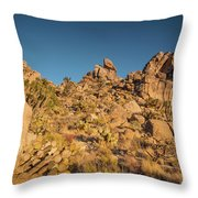 Teutonia Sunset Throw Pillow