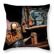 Texas 47 Throw Pillow