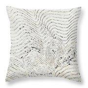 Texture 811 Throw Pillow