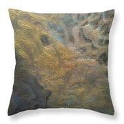 Textured Pour Throw Pillow