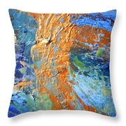 Textures Two Throw Pillow