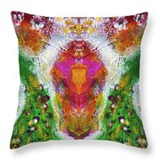 Th Princess Throw Pillow