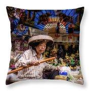 Thai Lifestyle1 Throw Pillow
