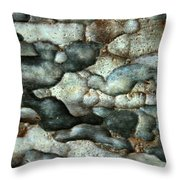 Thai Mimosa Throw Pillow