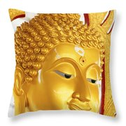 Thailand, Pathom Thani Throw Pillow