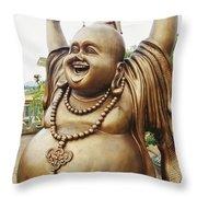 Thailand, Pattaya Throw Pillow