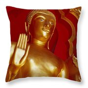 Thailand View Throw Pillow